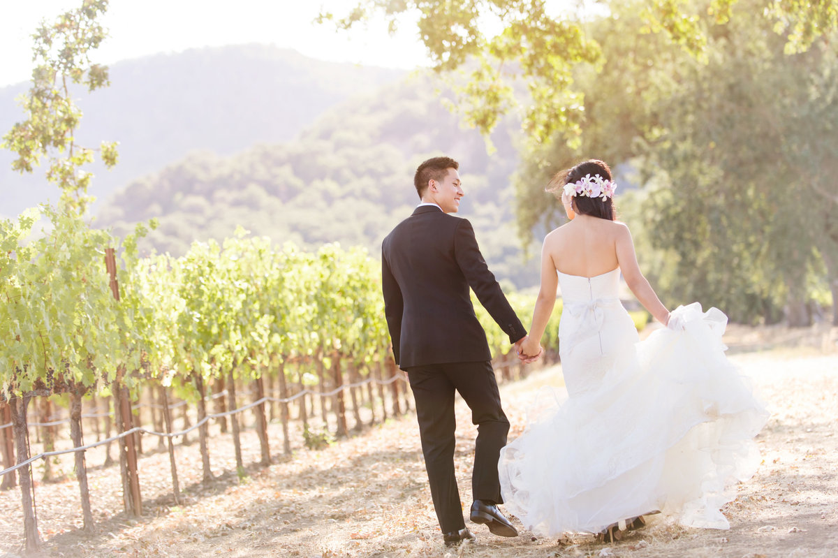 Napa California Wedding