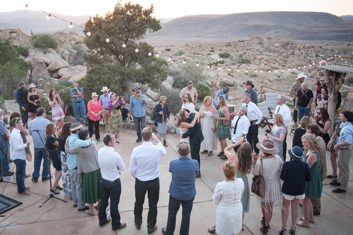 Destination Wedding Photography Joshua Tree Wedding Photography Le Haut Desert Aerie097
