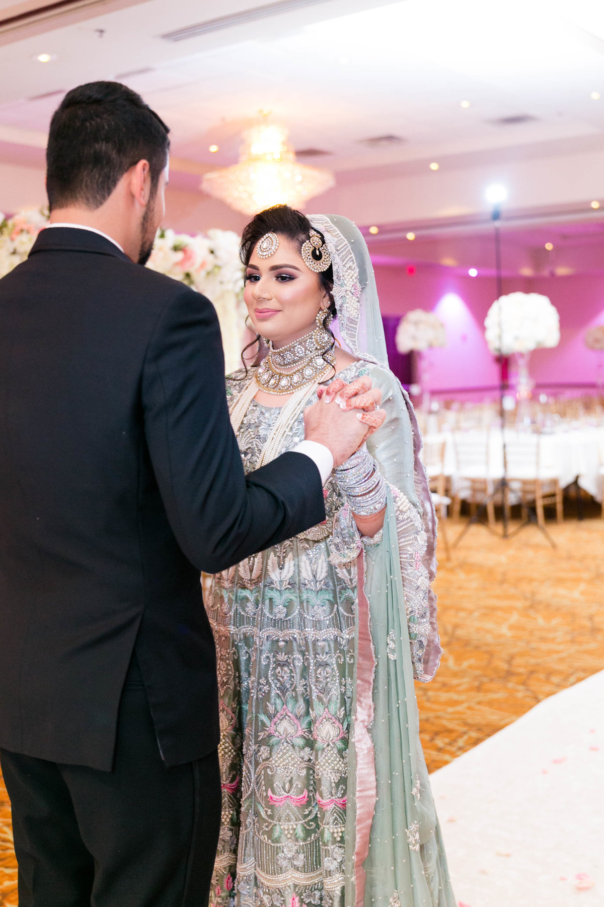 Shireen and Shabaz - Wedding Portraits -46