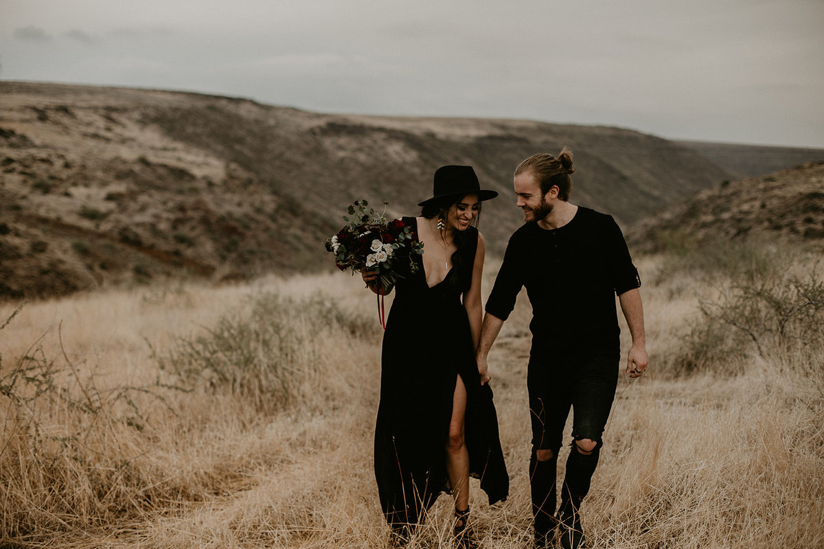 Northern Arizona Engagement Photos-25