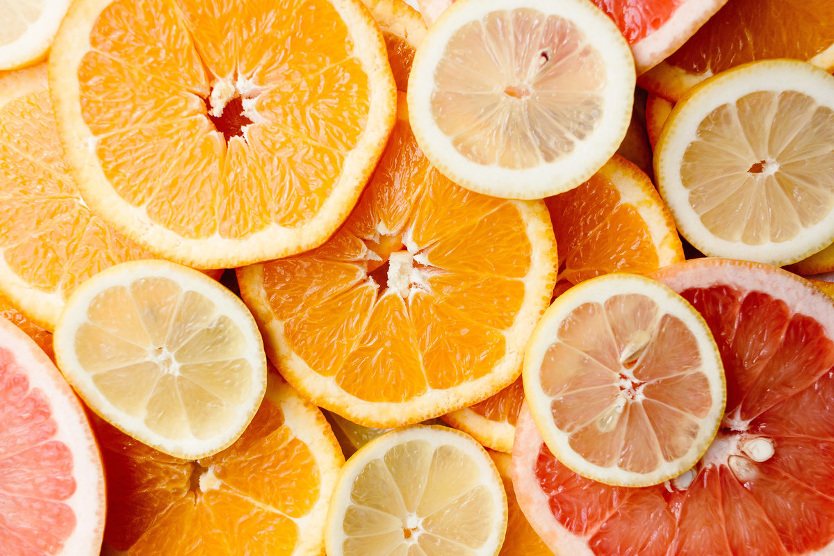 Canva - Sliced Orange Fruits