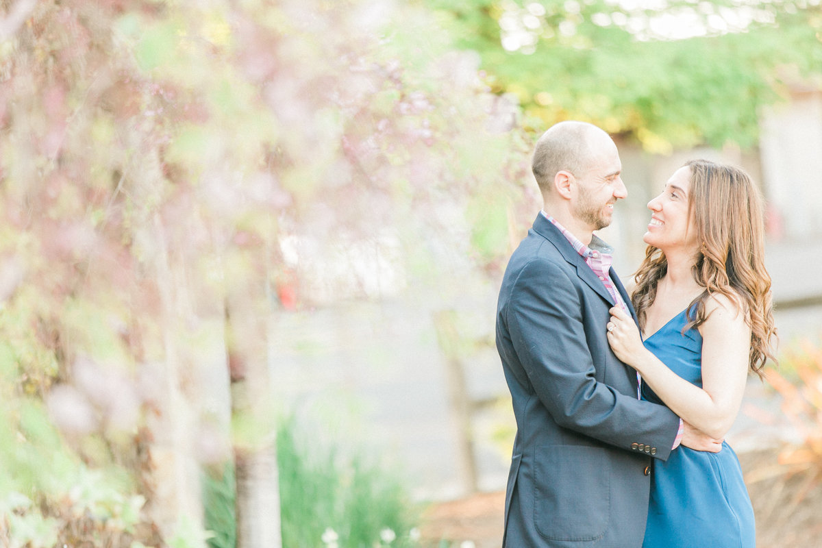 Napa Wine Country Engagement Session