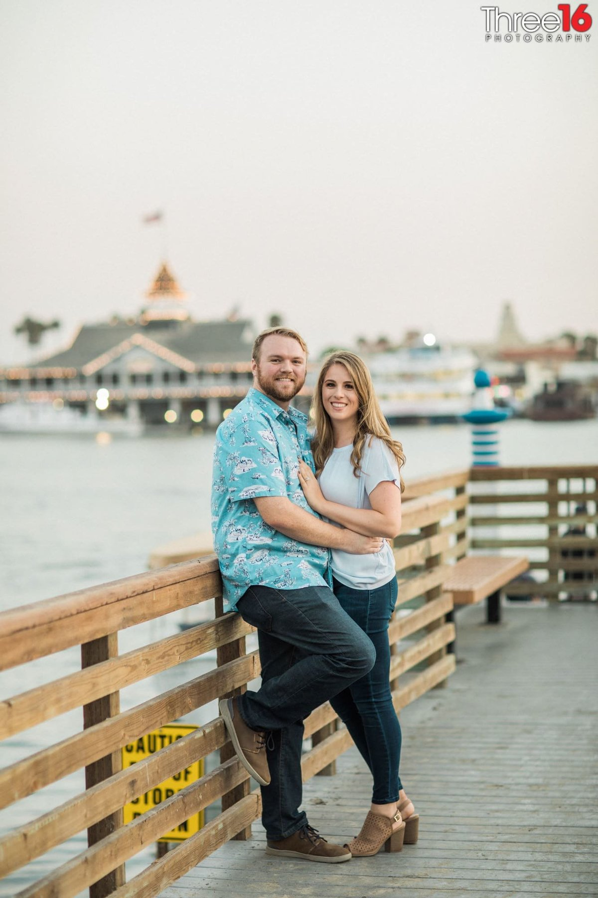 Balboa Island Engagement  Orange County