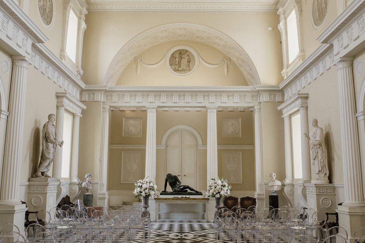 Syon Park Wedding Luxury London Wedding