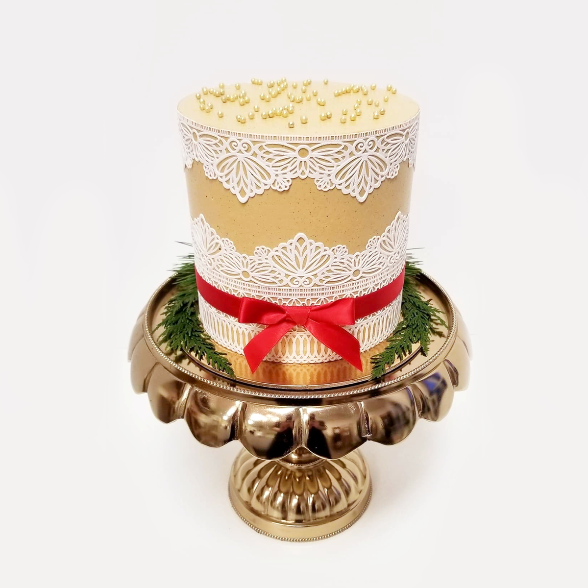 Whippt Desserts - Auction Cake Dec 6