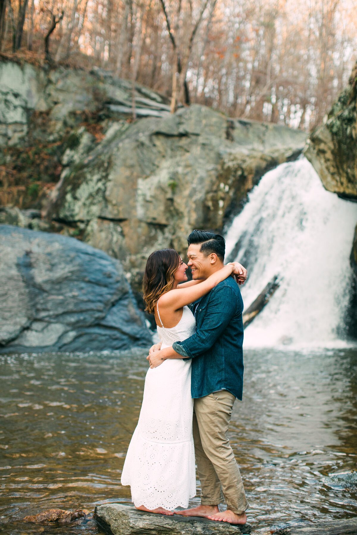 rocks state park engagement session