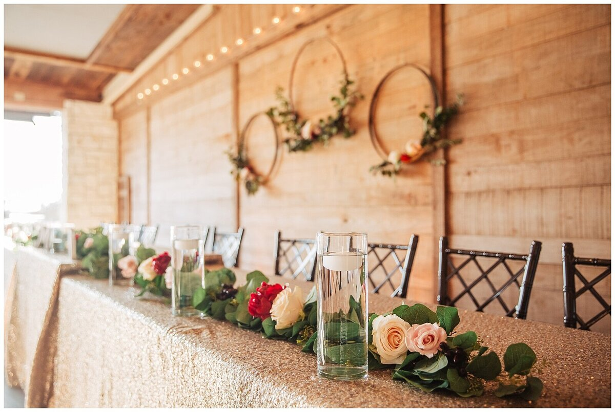 Rustic Burgundy and Blush Indoor Outdoor Wedding at Emery's Buffalo Creek - Houston Wedding Venue_0680