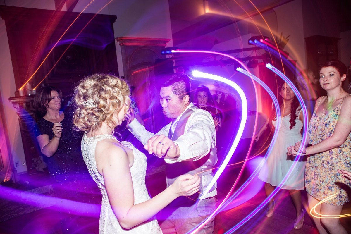 Orange-County-Wedding-Photographer-Los-Angeles-Wedding-Photography-wedding-reception groom dancing
