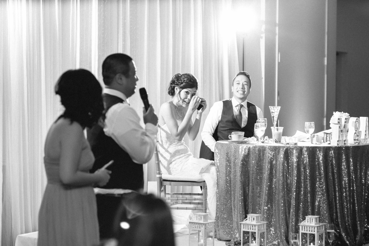 Best Man & Maid of Honor Speeches