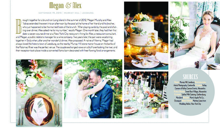 Kelley Cannon Events Virginia Living Magazine