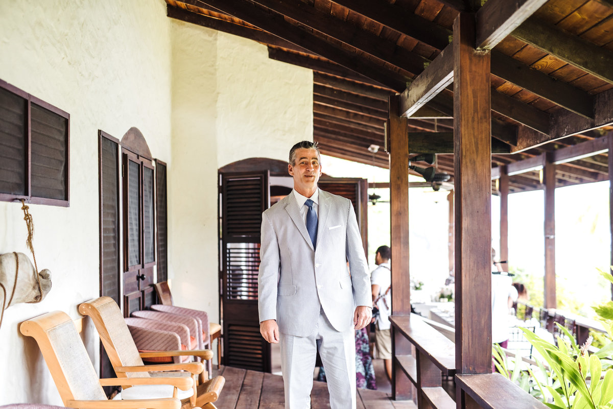 Cap Maison St Lucia Destination Wedding - 065