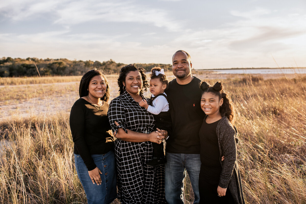 Fort Clinch State Park Family Photography by Ashley Durham Photography - Milton-Williams Family-8