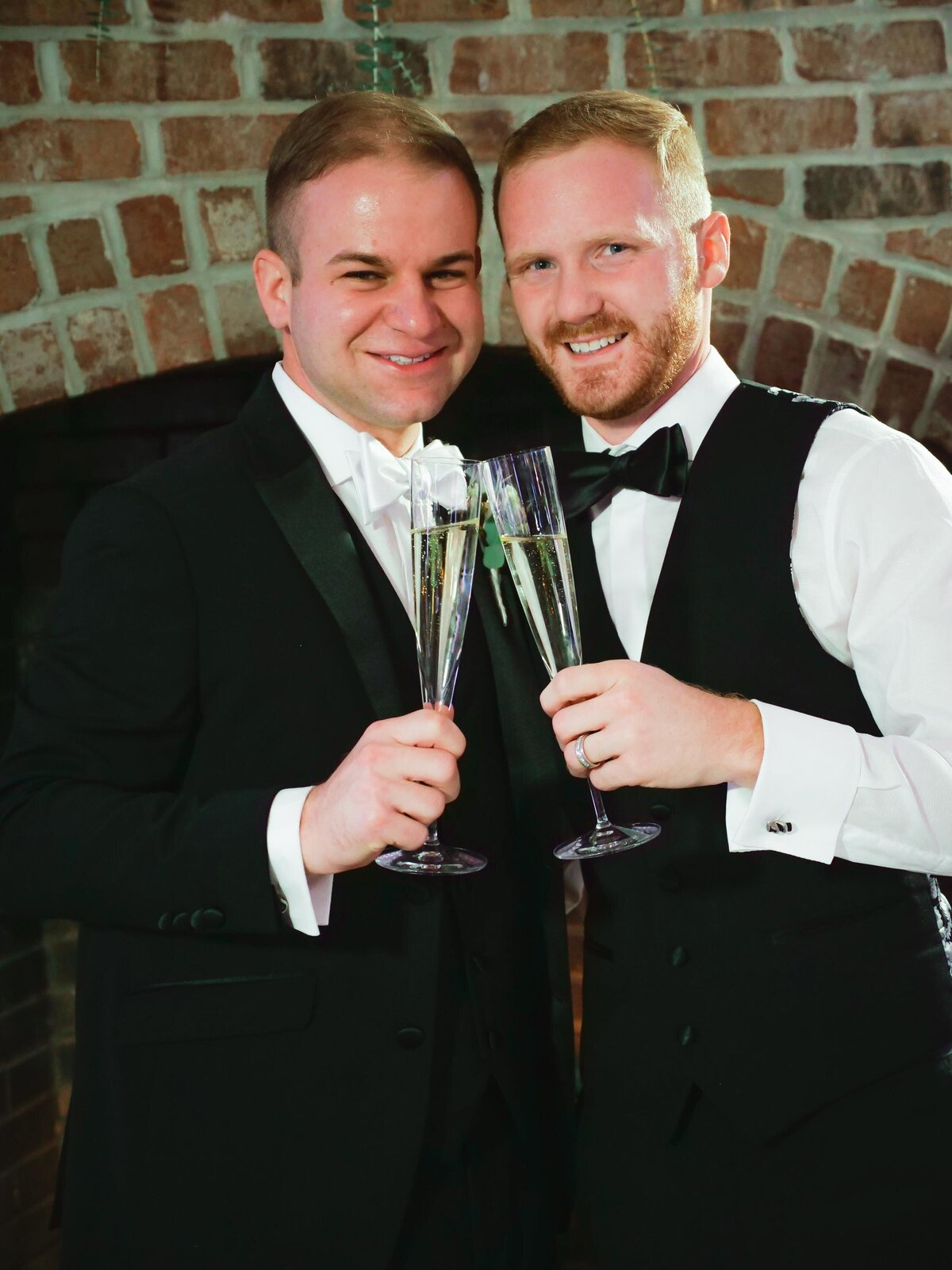 LBGTQ Wedding at The Mackey House  (27 of 27)