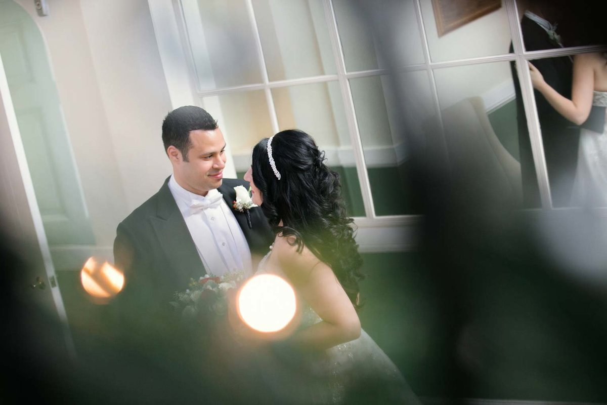 Wedding photo from The Mansion at Oyster Bay