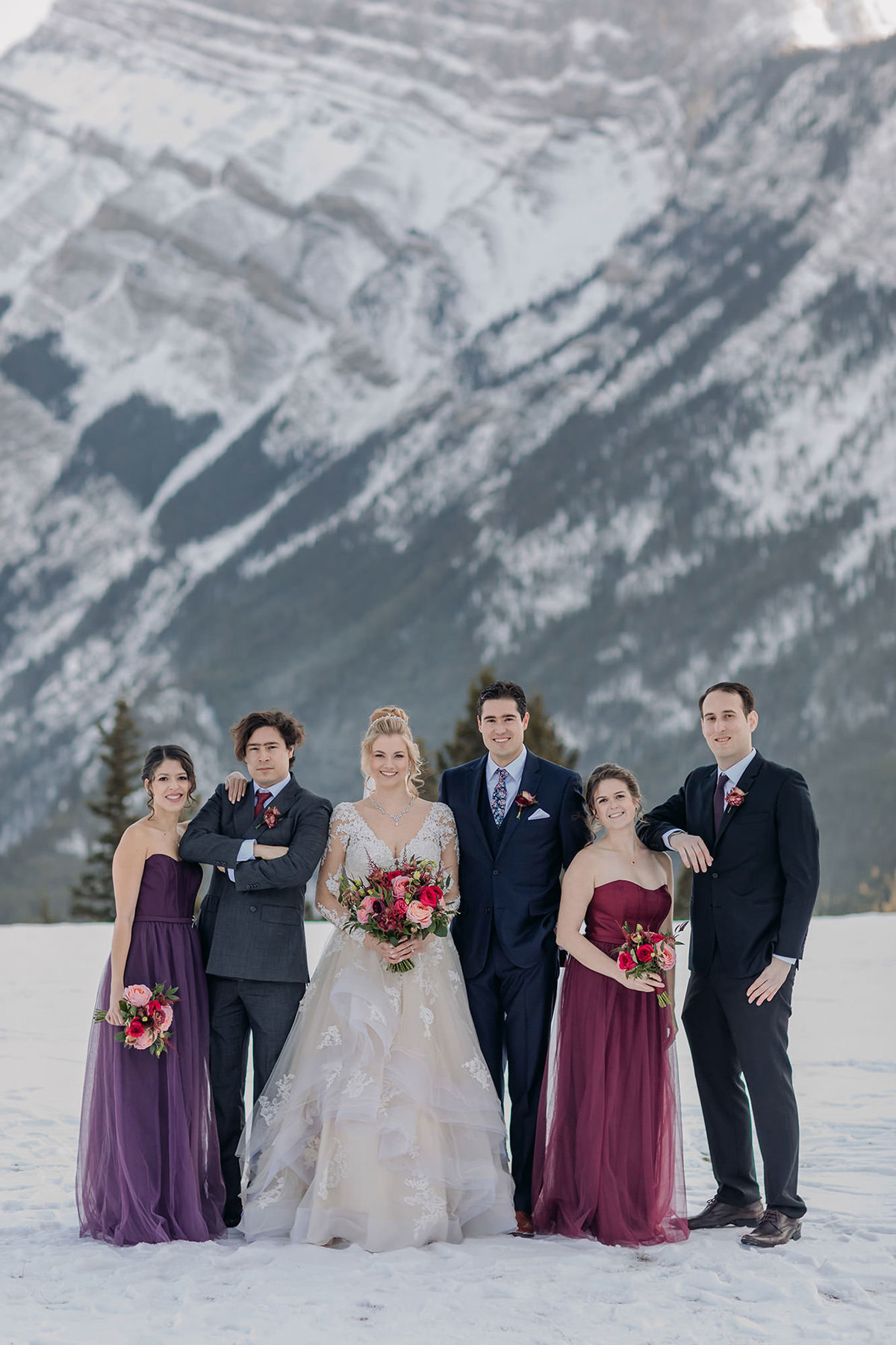 wedding-party-tunnel-mountain-reservoir-banff-photographer