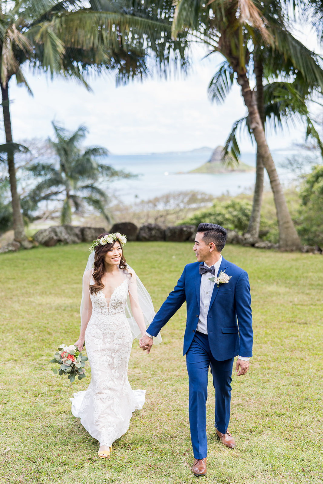 Oahu Hawaii Wedding Photos-1