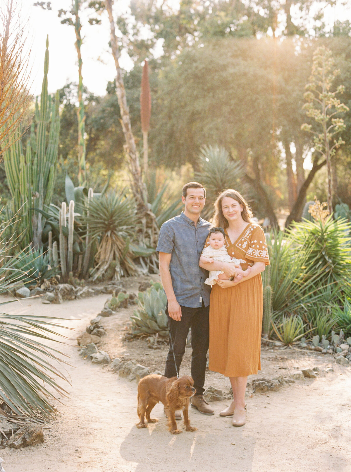Olivia Marshall Photography- Cactus Desert Garden Family Photos-2