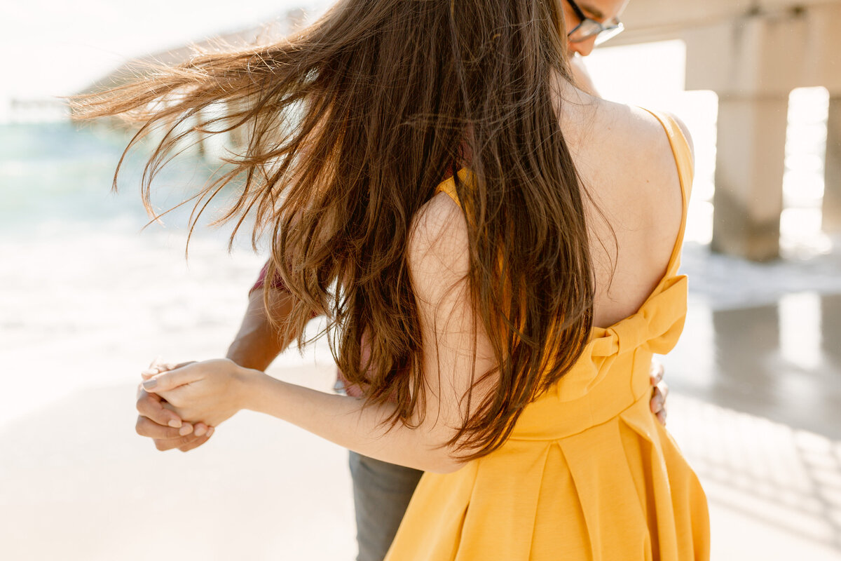 Sunny Isles Beach Engagement Photography Session 21