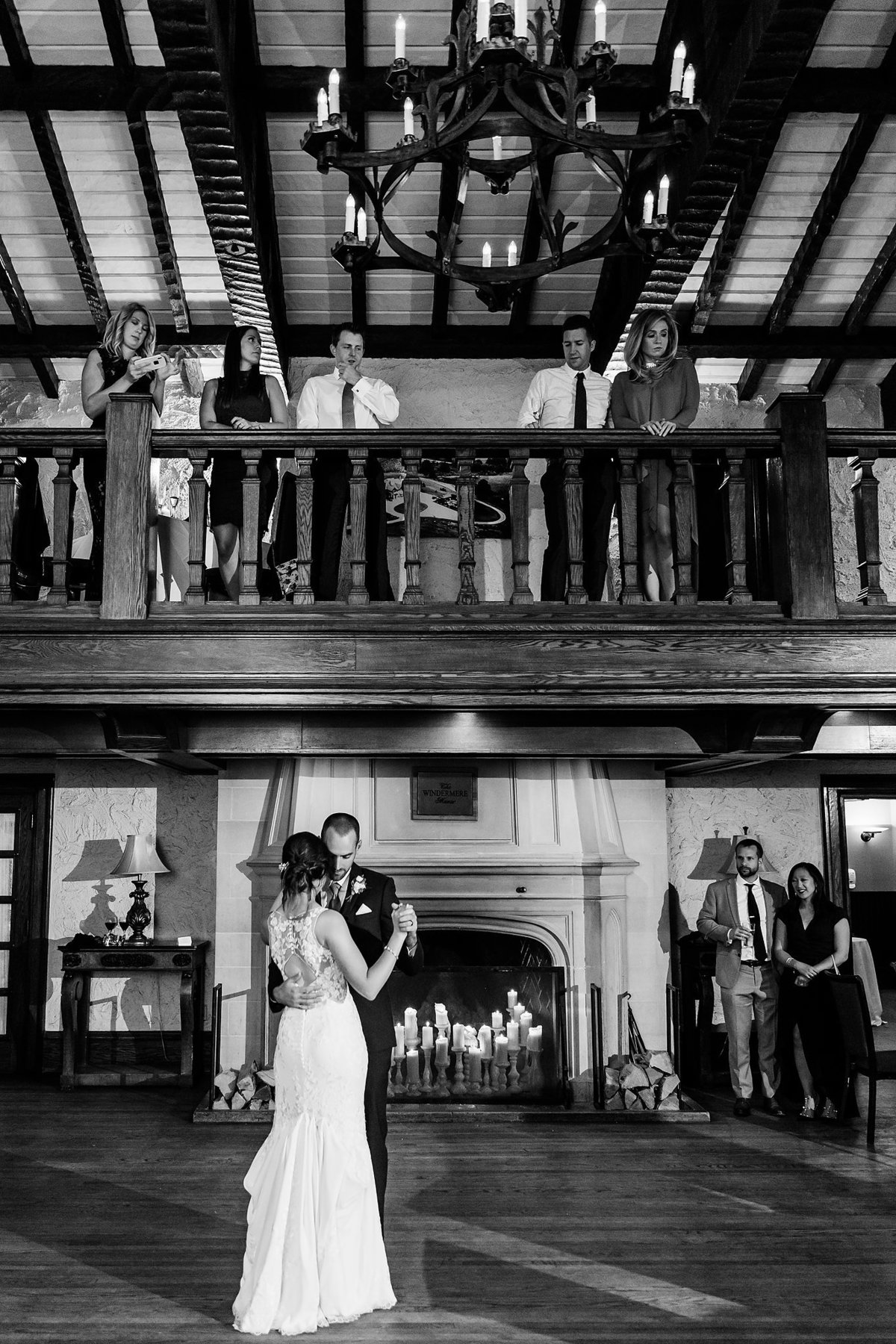 Romantic Windermere Manor Wedding | Dylan and Sandra Photography 198
