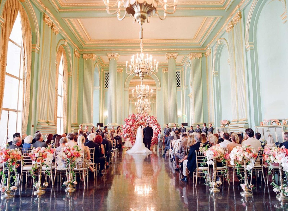 san francisco city wedding at the war memorial0006