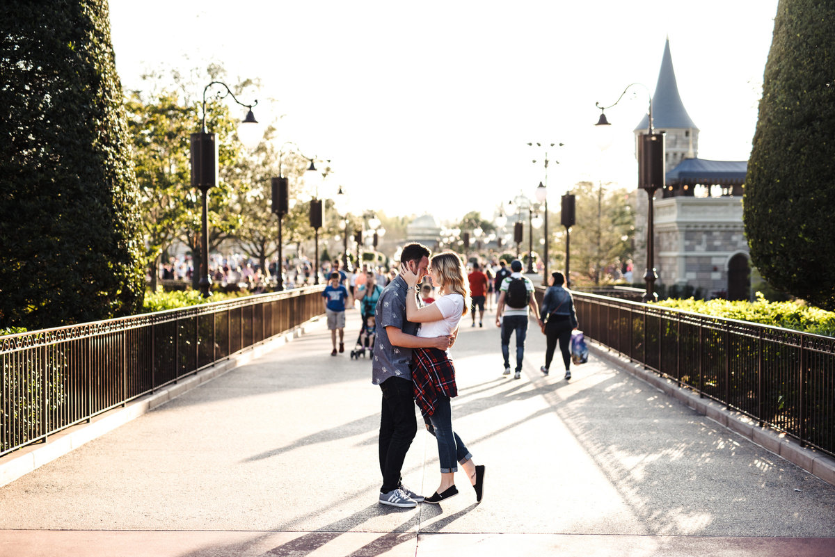 Ally & Brett's Disney Engagement Session (199 of 243)