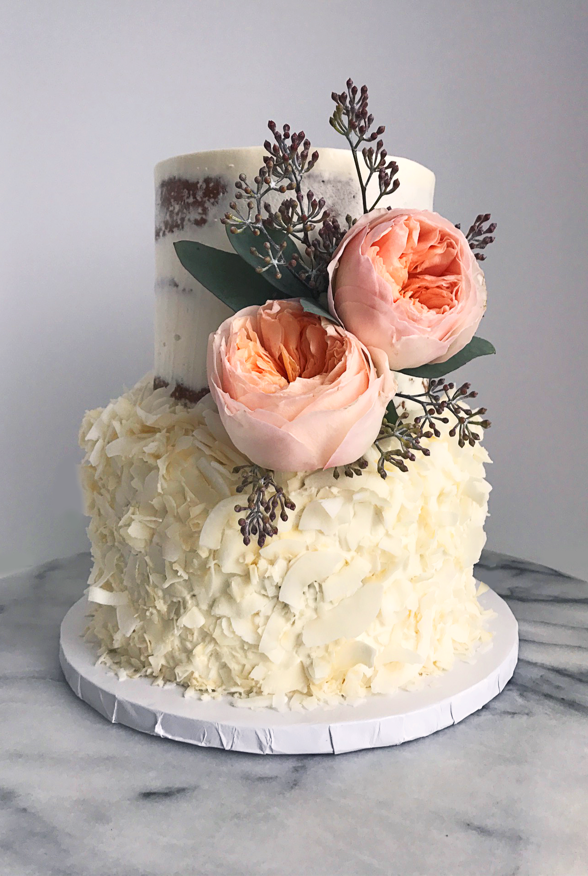 Whippt Wedding cake Aug 2017
