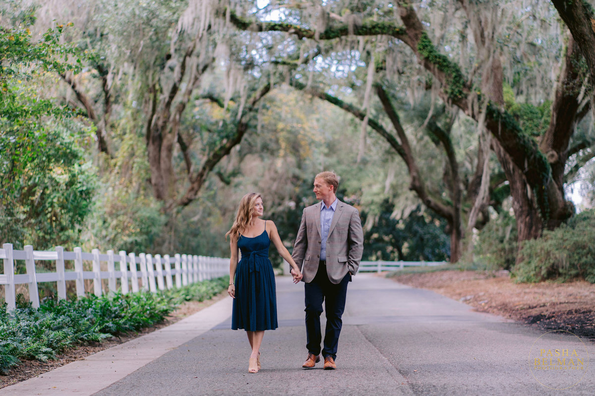 Caledonia Golf and Fish Club Engagement Session by Pasha Belman