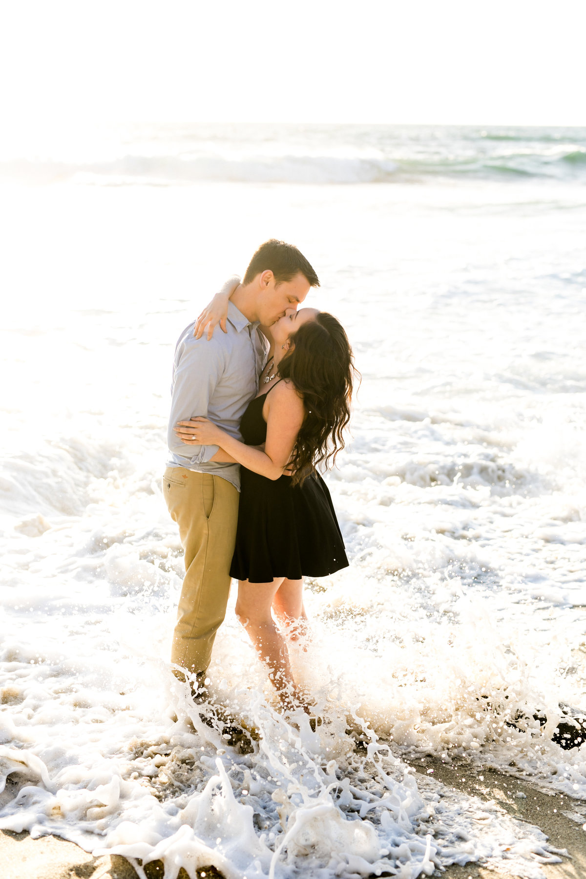 La Jolla Cove engagement photos Tyler and Elyse736