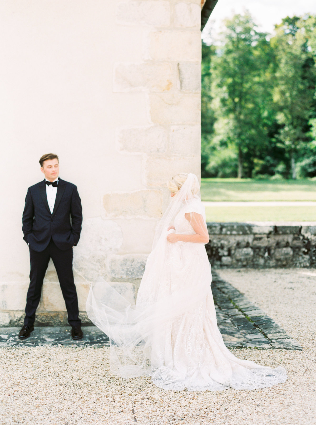 Paris France Wedding - Mary Claire Photography-25