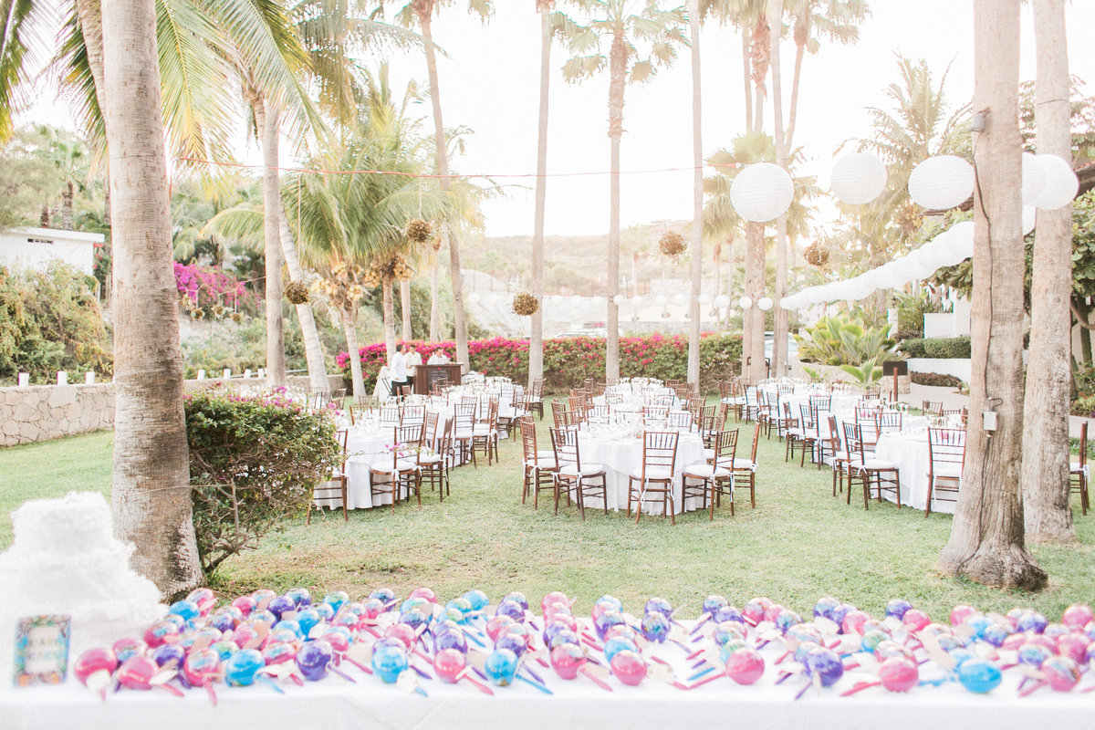 Cabo Surf Hotel Wedding Reception
