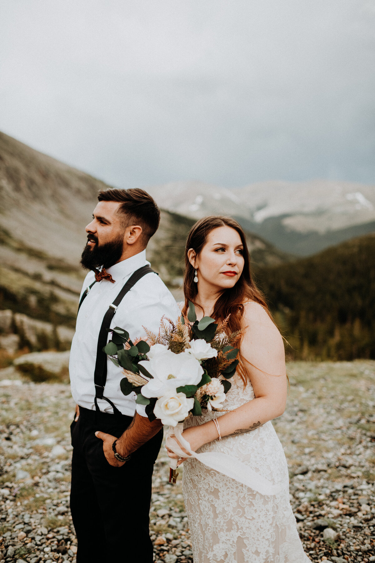Kimberly & Jared's Elopement - Meraki - 323