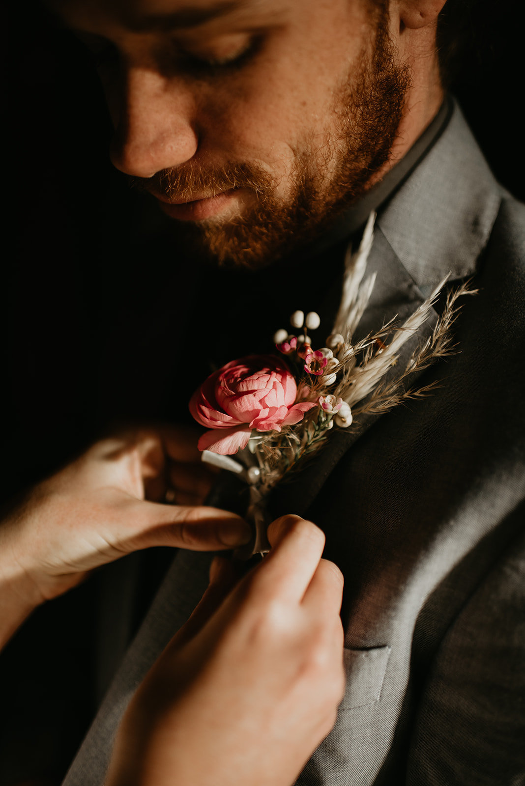 Britty + Beau - Elopement - The Ruins_ Seattle_ WA - Kamra Fuller Photography - Runaway With Me Elopement Collective-32