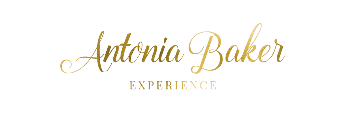 Antonia Baker Experience Logo Title - Landscape Background