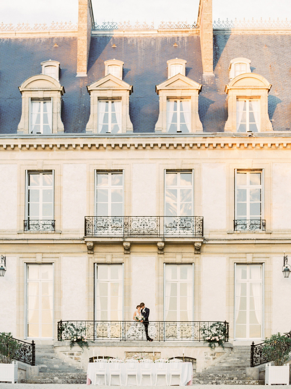 Luxurious french chateau wedding amelia soegijono0026
