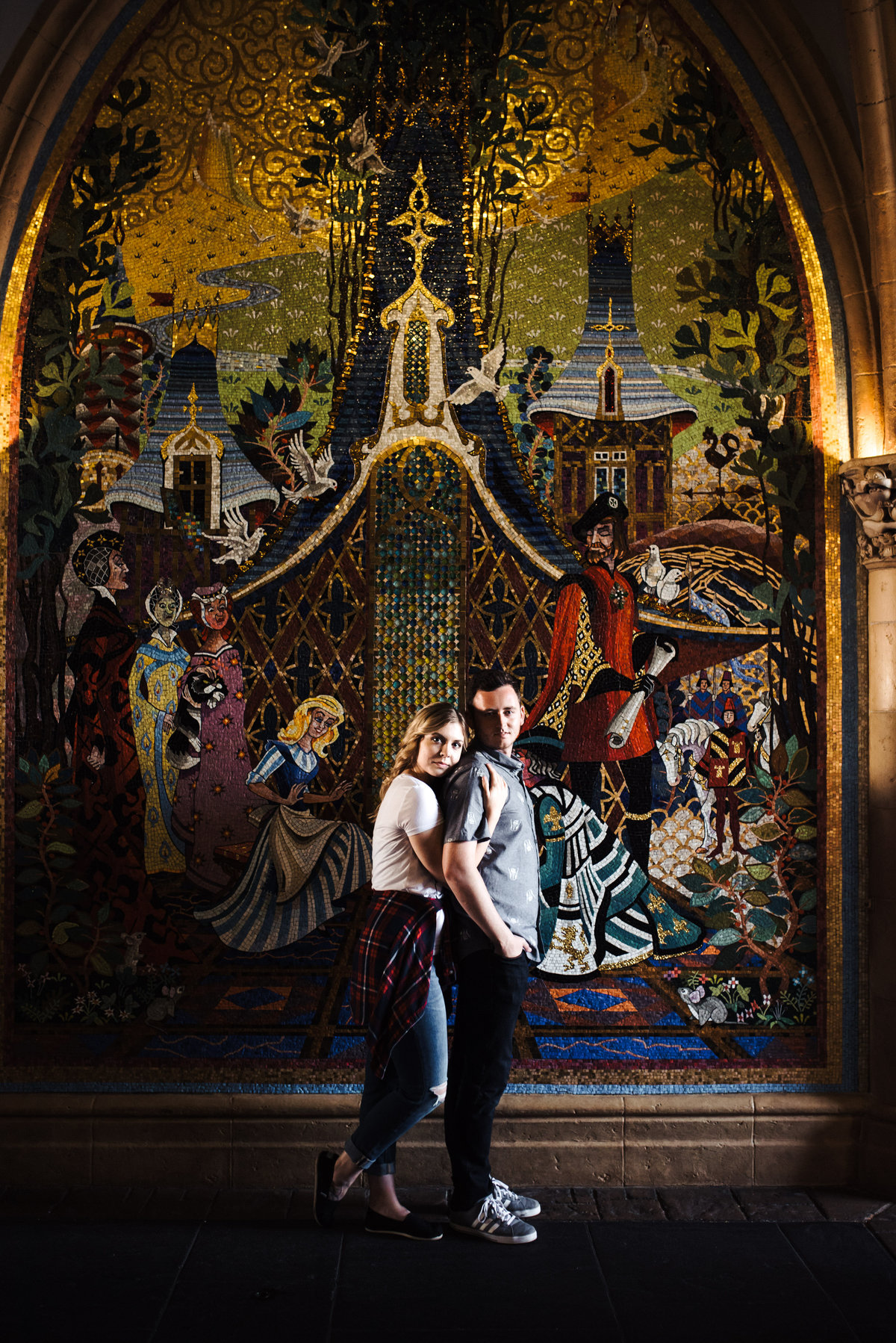 Ally & Brett's Disney Engagement Session (210 of 243)