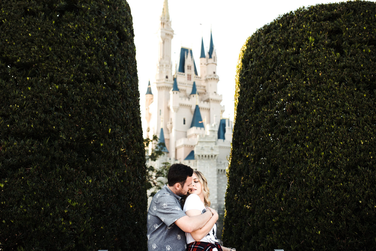 Ally & Brett's Disney Engagement Session (205 of 243)