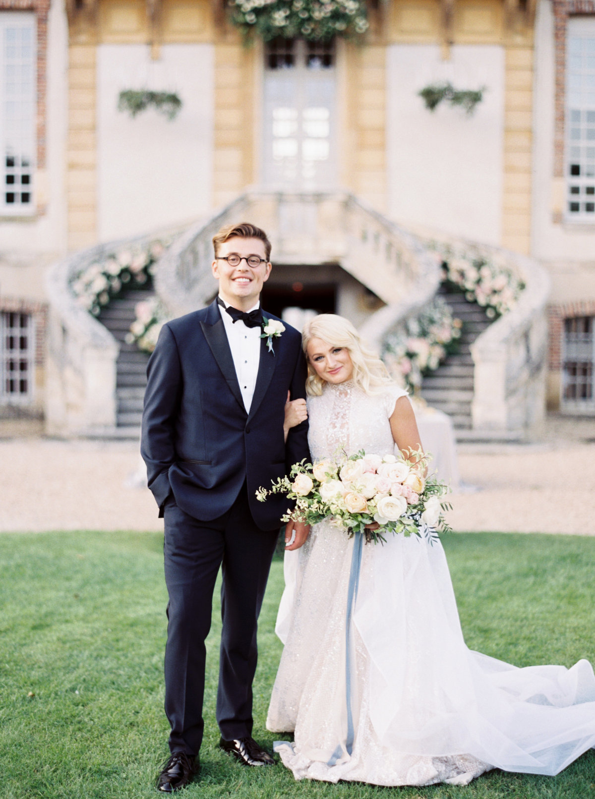 Paris France Wedding - Mary Claire Photography-44
