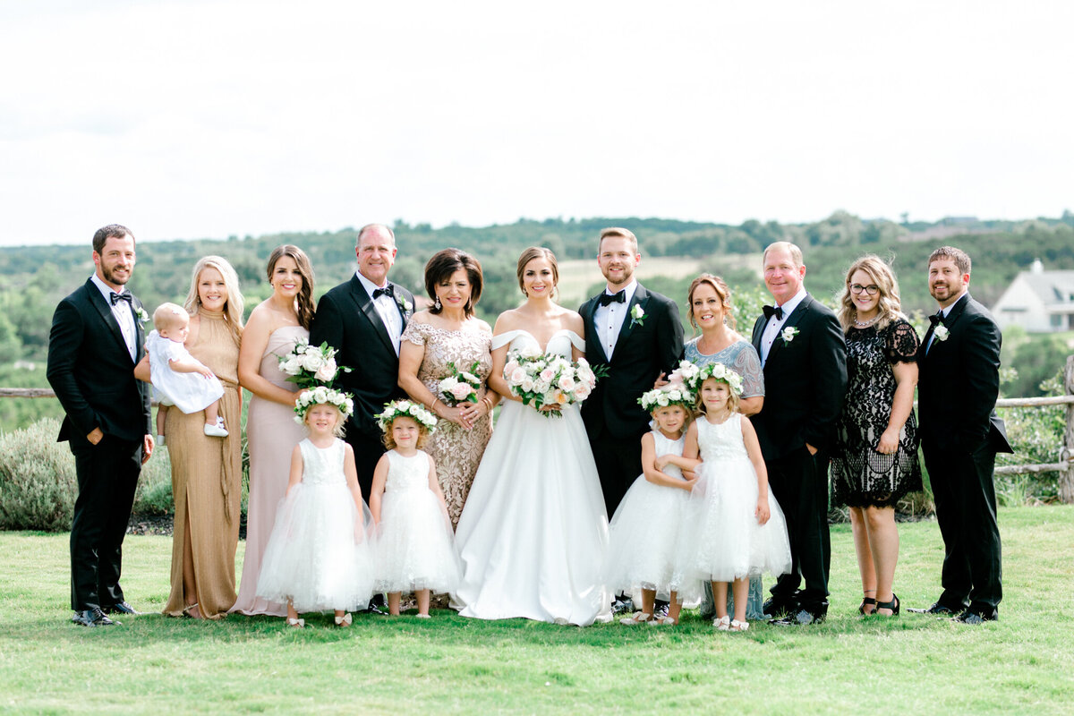 Lexi Broughton & Garrett Greer Wedding at Dove Ridge Vineyards | Sami Kathryn Photography | Dallas Wedding Photography-145
