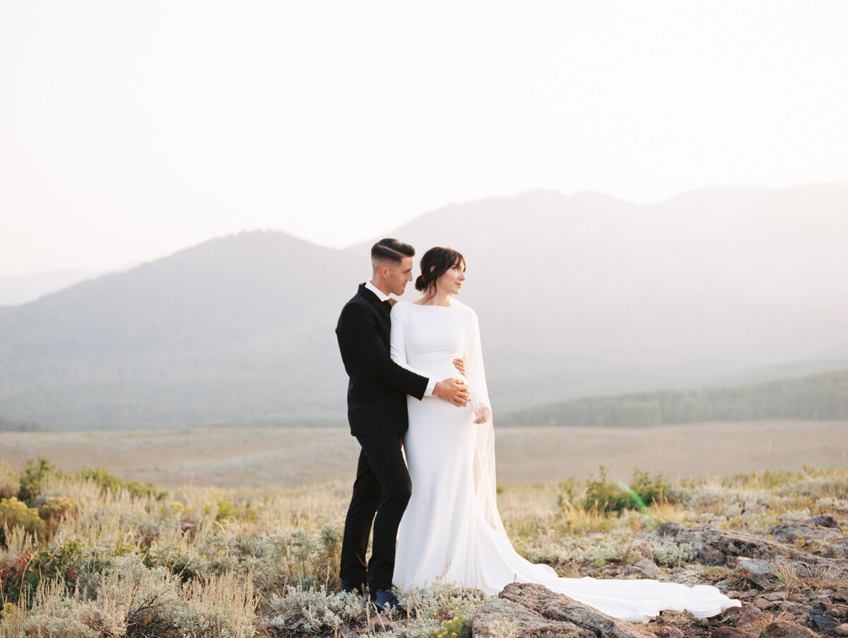 Kylie and Mitch Utah Bridal Session 63