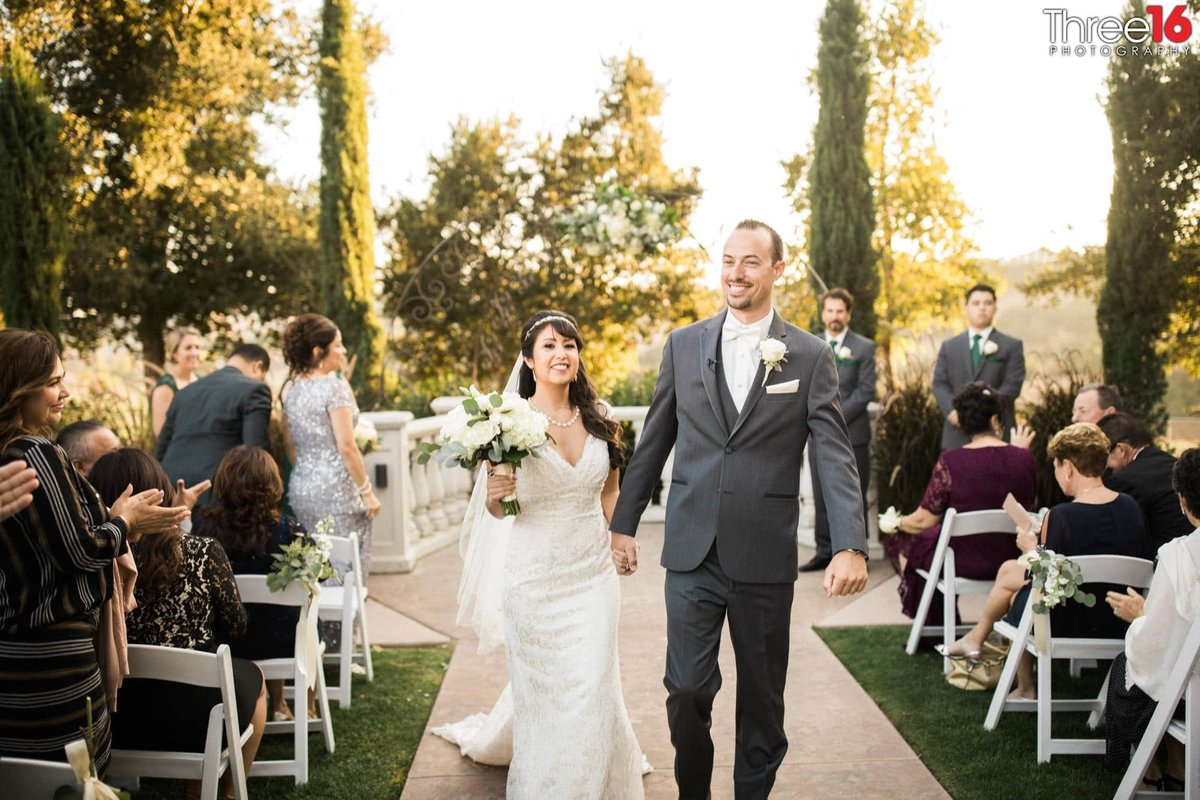 City of Chino Hills Wedding Ceremony