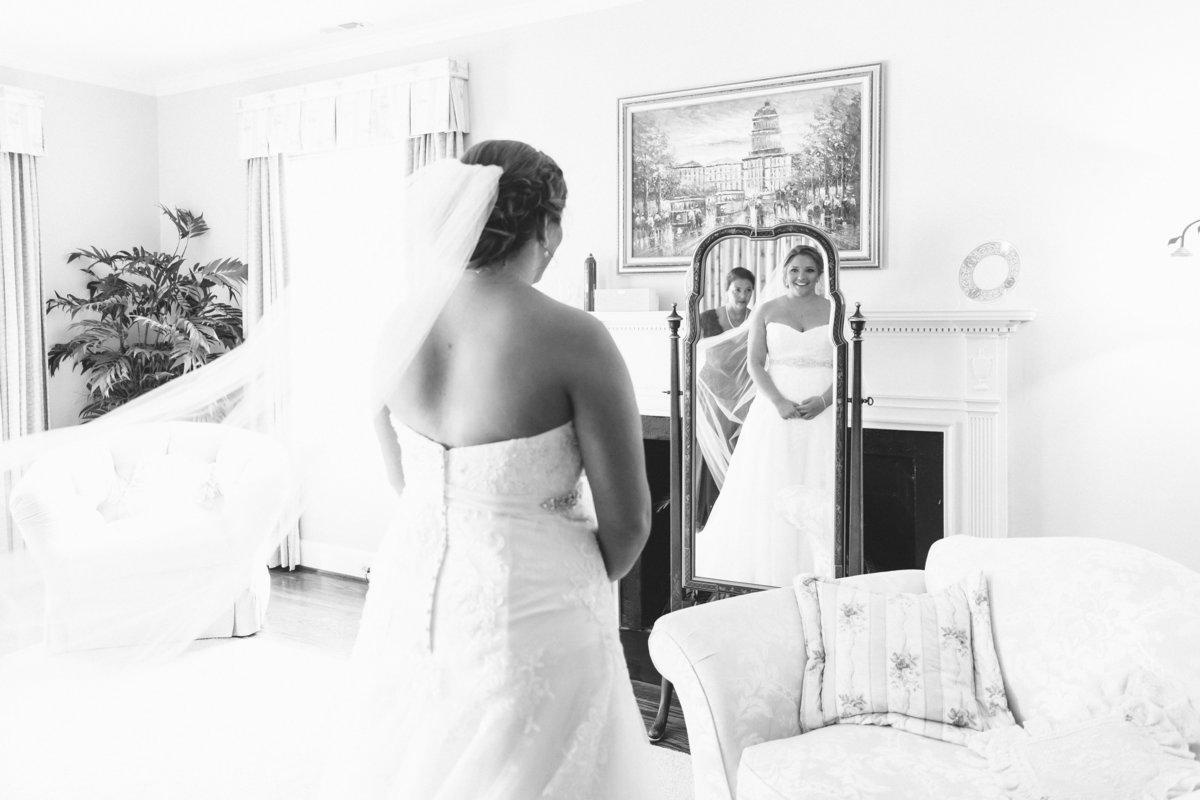 Maryland Wedding Photographer Brittland Manor Ceremony Tented Reception 034