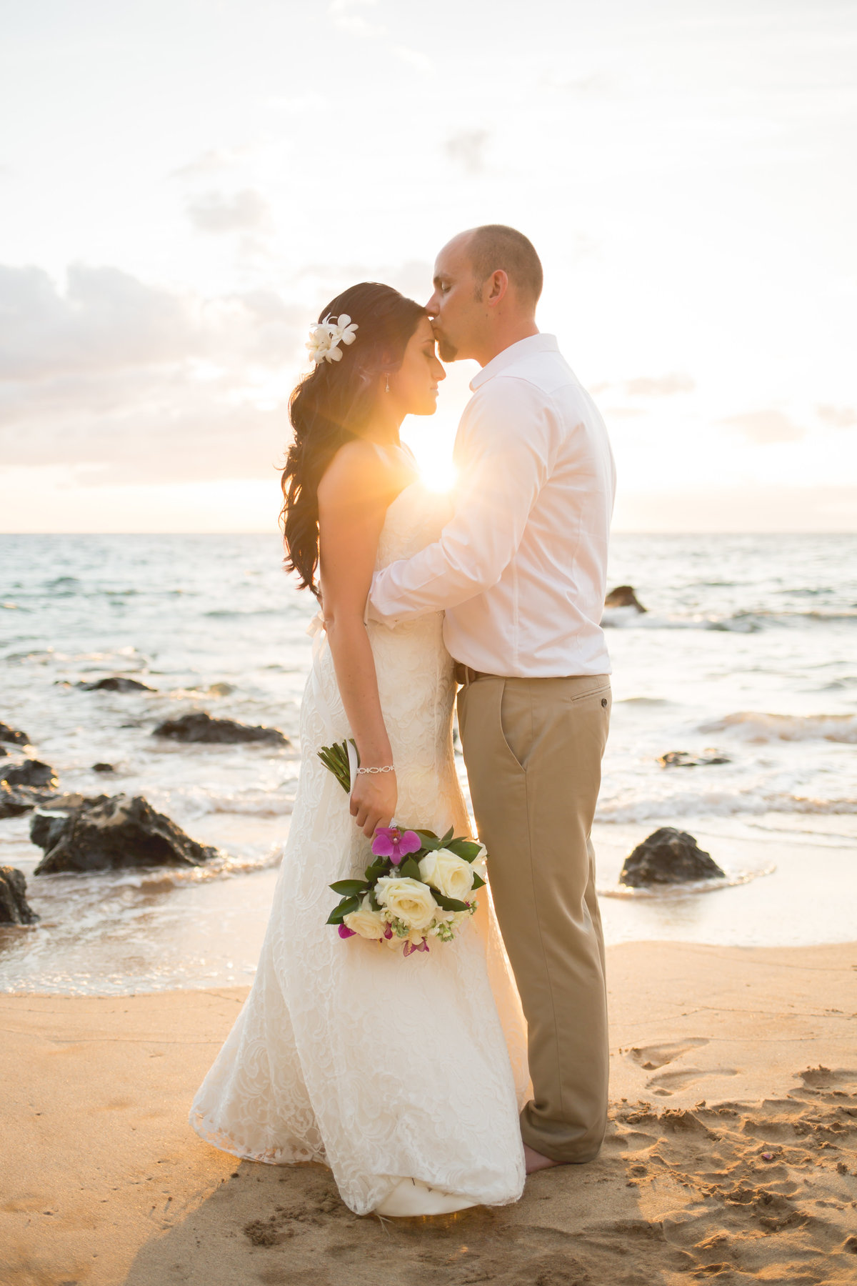 Wedding Photographer in Maui, Hawaii