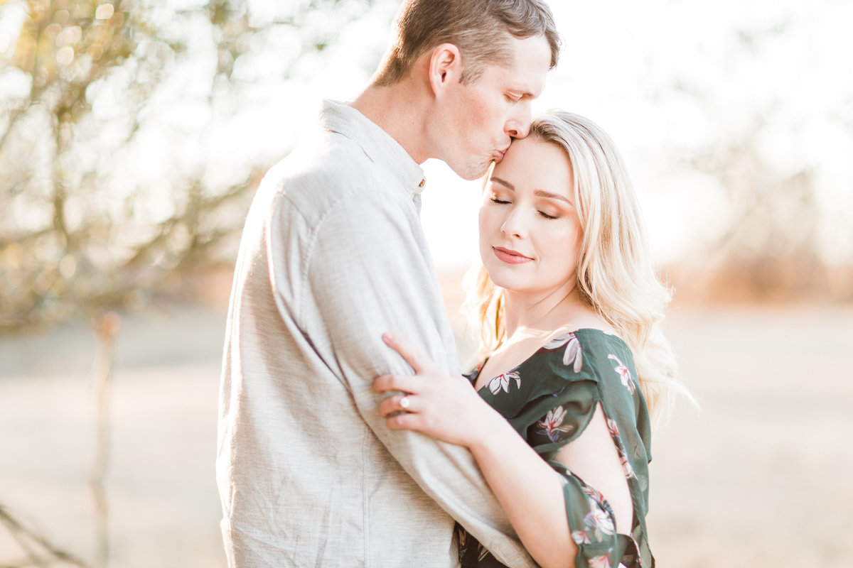 Morelock Ranch Brownwood Texas Engagement Photographer