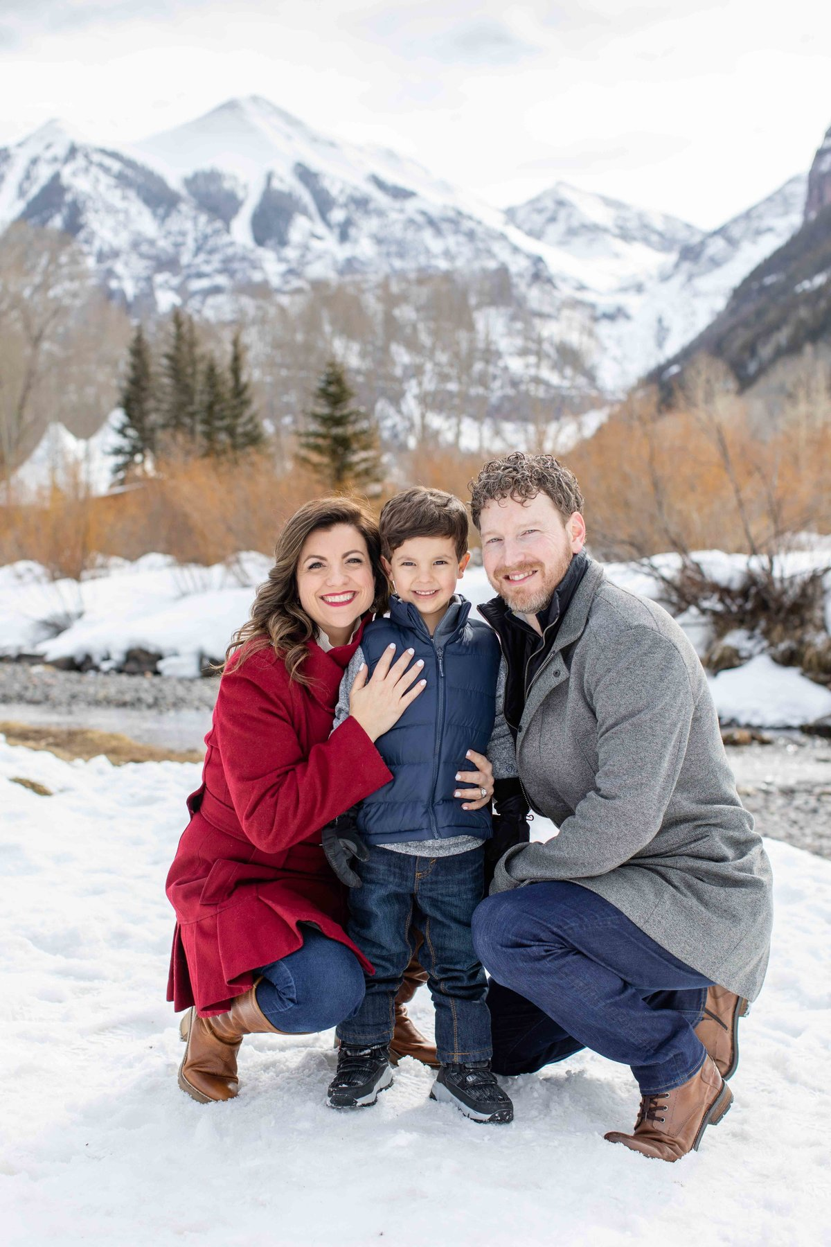 Telluride family portraits | Lisa Marie Wright Photography