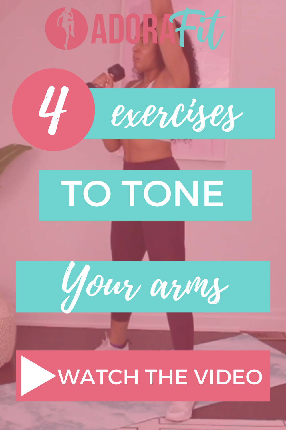 4 exercises to tone your arms at home6