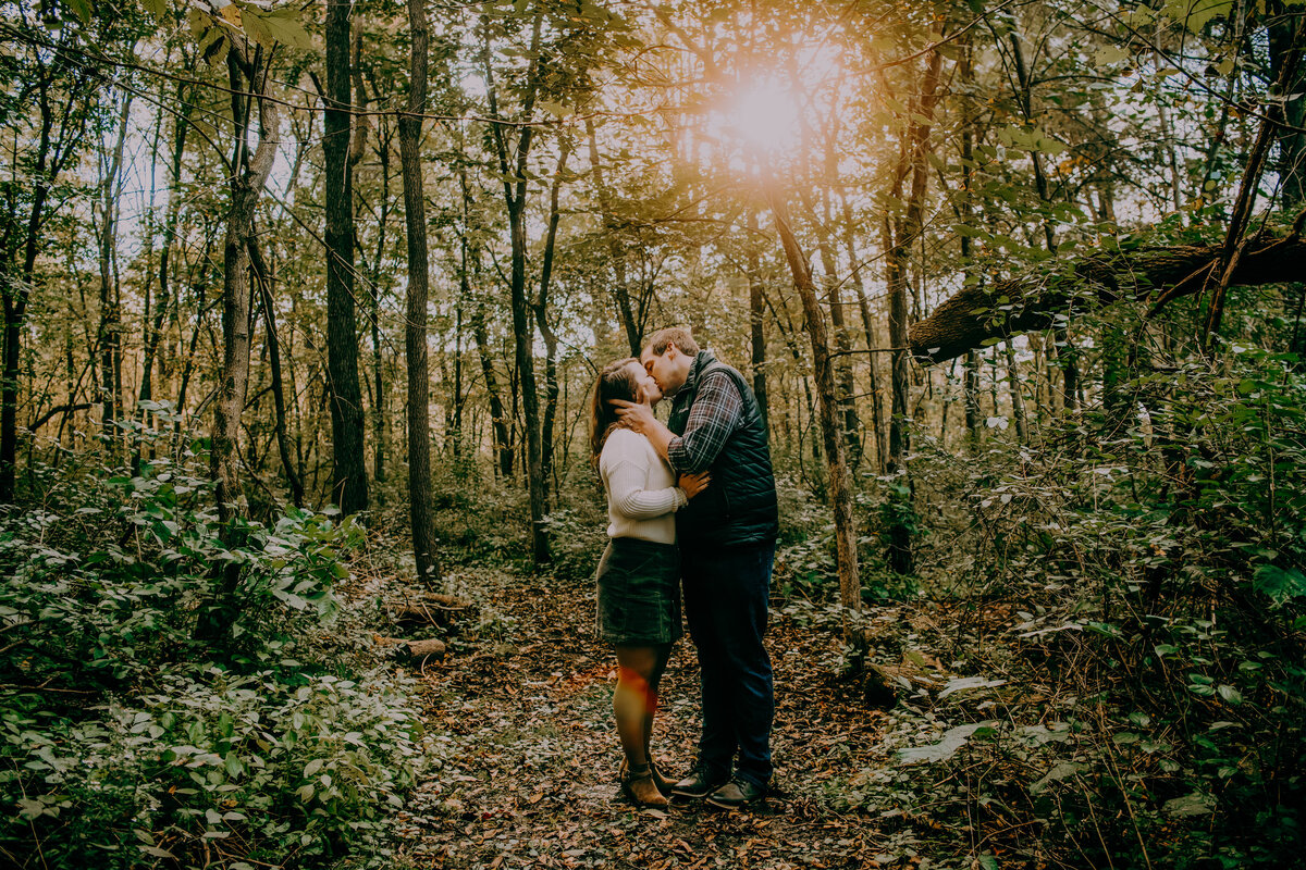 Leah Redmond Photography Wedding Couple Engagement Portrait Lifestyle Milwaukee Wisconsin Moody Natural Photographer Dark Architecture Architectural6