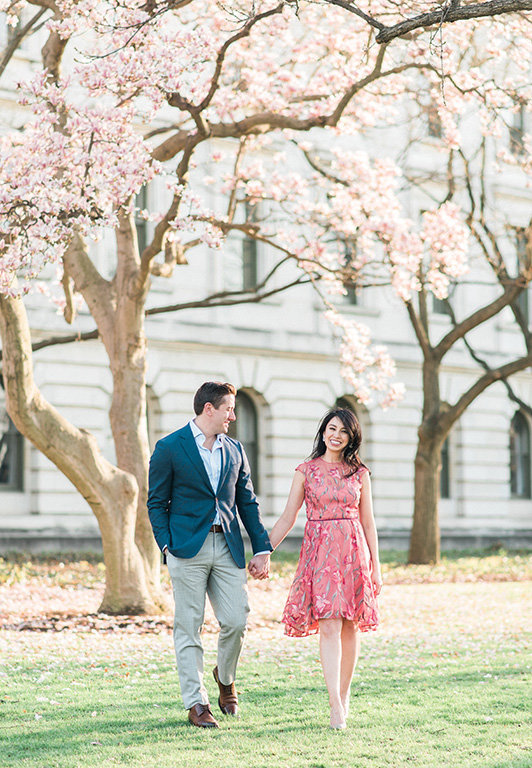 Washington-DC-cherry-blossom-photography-engagement-film