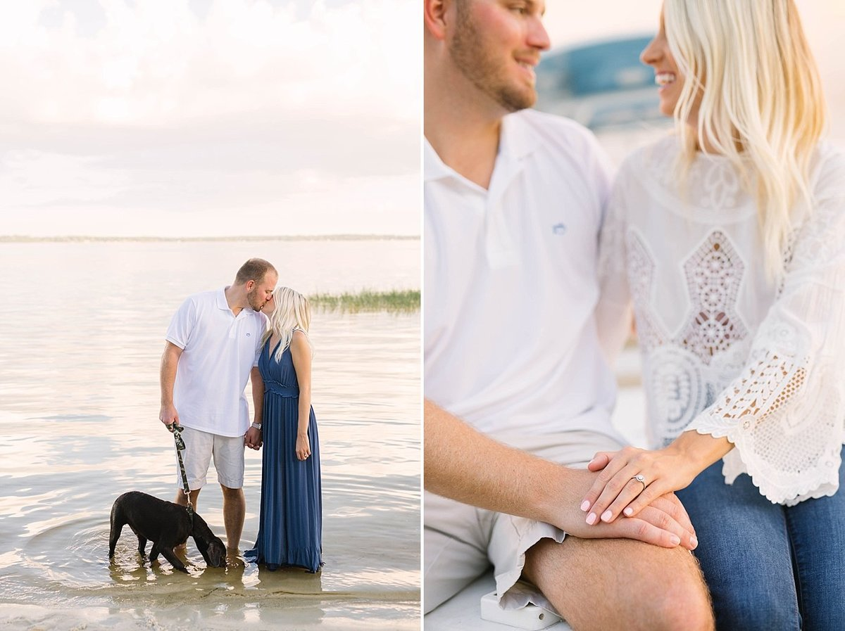 central florida lake engagement session_0001