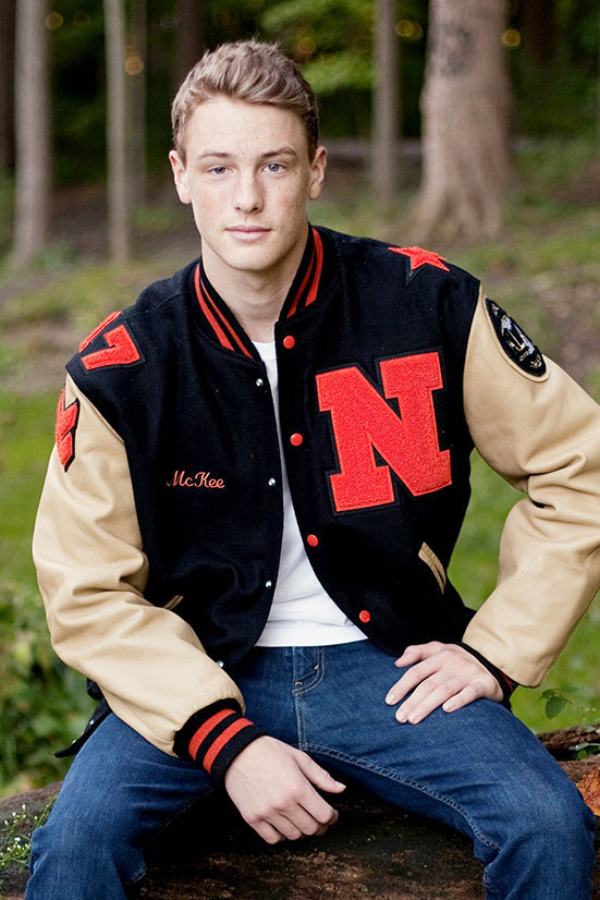 senior portraits northville high school football michigan