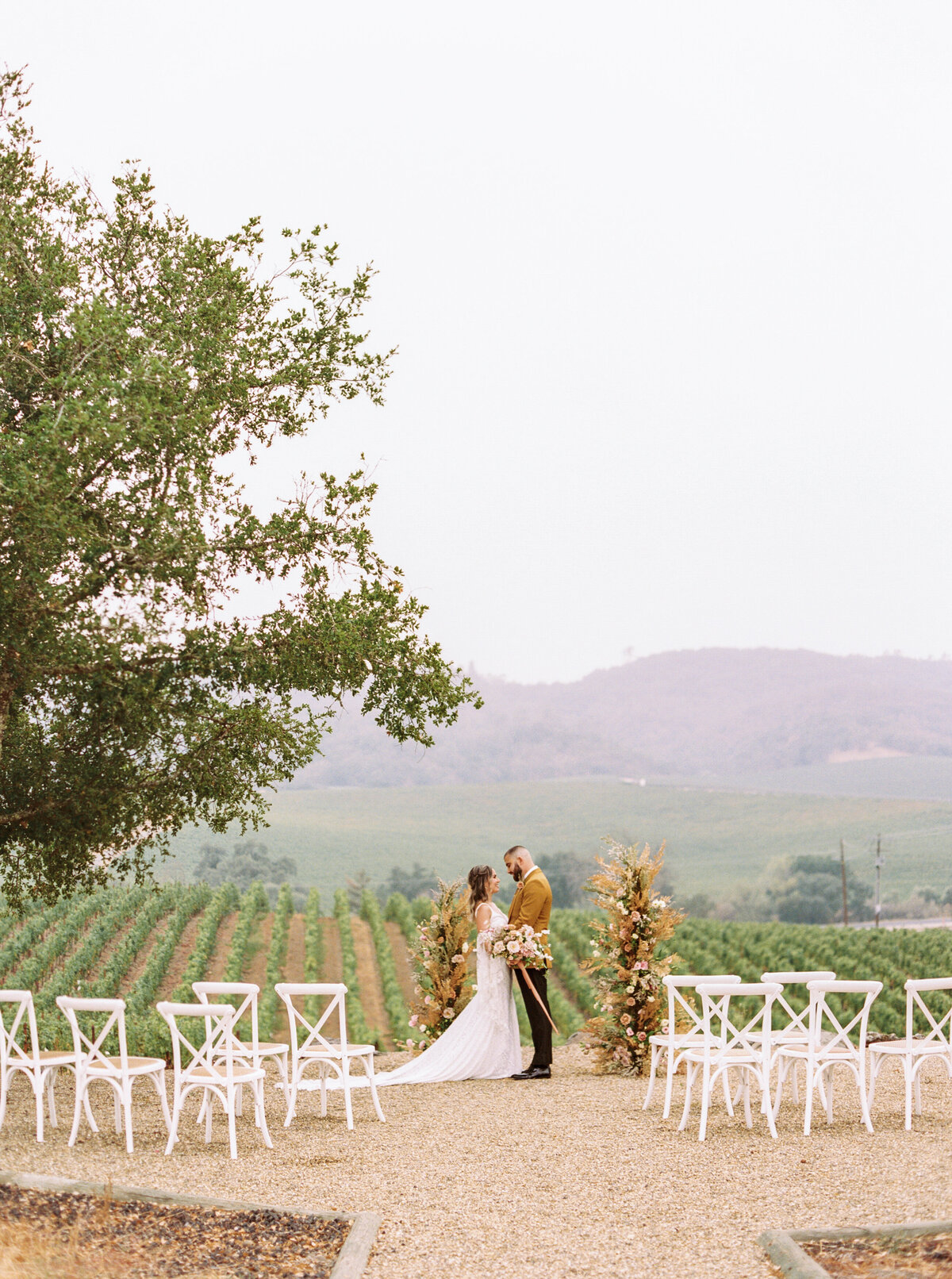 OMP- Tuscan Romantic Wedding-22